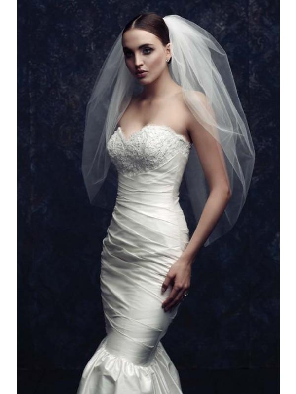 Elegant Tyll Wedding Slør