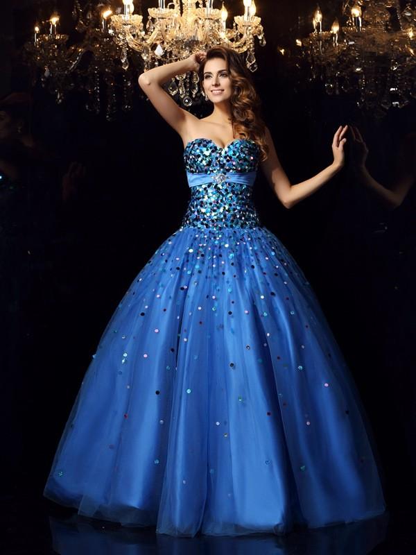 lange kjoler til ball