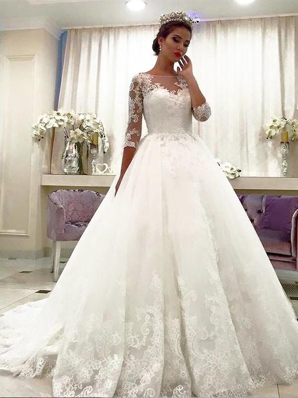 Vestidos de novia sencillos en toluca