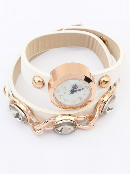 Occident Stylish Trendy Retro Hot Sale Armbånd Watch