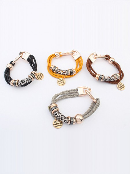 Occident Retro Exotic Personality Hot Sale Armbånd