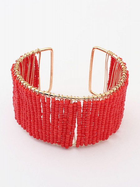 Occident Summer Handwork Beaded opening Hot Sale Armbånd