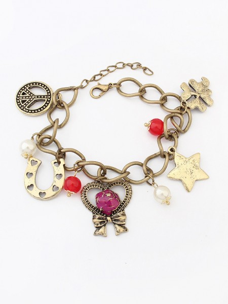Occident Personality Exotic Retro Hot Sale Armbånd