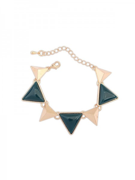 Occident Retro Punk Geometry Triangle Hot Sale Armbånd