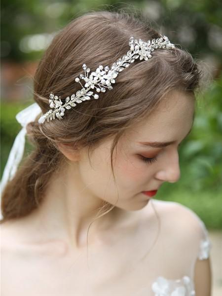 Simple Krystall Headpieces