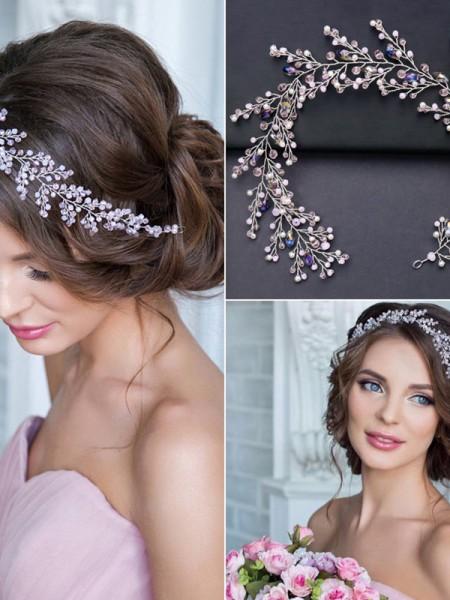 Very Elegant Krystall Headpieces
