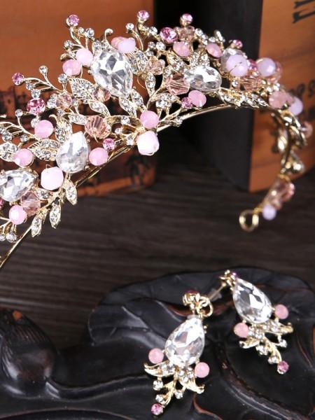 Unique Krystall Headpieces